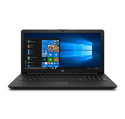 HP 15 (da0447TX ) Laptop (Core i3-7020U / 7th Gen / 4GB RAM/ 1TB HDD/ Windows 10/15.6