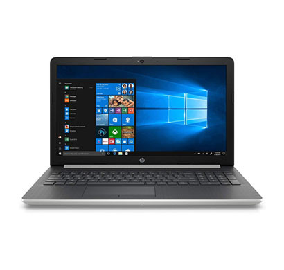 HP 15 (DA0070TX) Laptop Intel Core i3 7th Gen (8GB RAM/ 1TB HDD/ Windows 10 Home/ 2GB Graphics/ 15.6 Inch Screen) Silver
