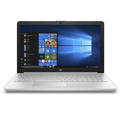 HP 15-DA0326TU 2018 15.6-inch FHD Laptop (Intel Core i3-7100U 7th Gen/ 4GB RAM/ 1TB HDD/ Windows 10/ Integrated Graphics),Natural Silver