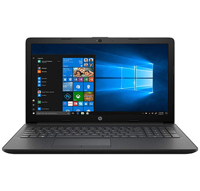 HP 15-DA0295TU (Intel Pentium Quad Core/ 4GB RAM/ 15.6 Inch Screen/ 1TB HDD/ Windows 10/ Black)