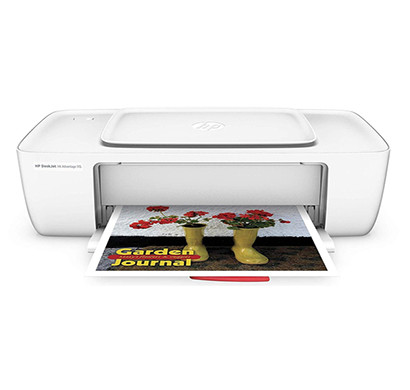 HP Deskjet 1115 Single Function Ink Advantage Printer (White)
