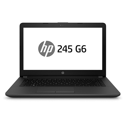 HP 245 G6(5FW41PA) LAPTOP (AMD A9-9420 / 4 GB RAM/500GB HDD/ 14 Inch Screen/ DOS/ 3 Years Warranty)