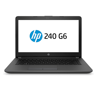 HP 240 G6 (5LR09PA) I3 7th gen/ 4GB / 1TB / Windows 10 / NO DVD/14-inch/ 2.9 Kg/ Grey