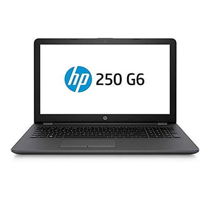 HP 250 G6 (5LR04PA) Notebook (Intel Core i3/ 7th Gen/ 4GB RAM/ 1TB HDD/ Windows 10/ 15.6 Inch Screen) Black