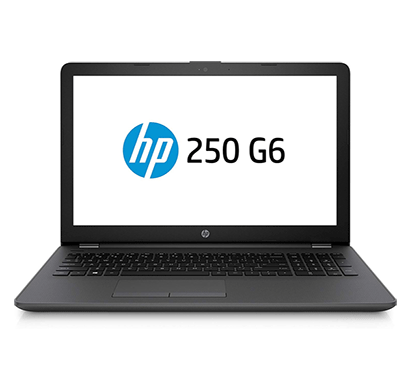 hp 250 g6 2rc10pa 15.6 inch notebook (intel core i5-7200u 7th gen/ 4gb ram/ 1tb hdd/ 2gb graphics/ dos/ with dvdrw), black