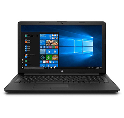 HP Notebook (15-DA0387TU) Intel Pentium Gold 4417U (4GB RAM/1TB HDD/DVD-RW/Windows 10 Home/ MS Office Home & Student 2019/ 15.6 Inch), Black
