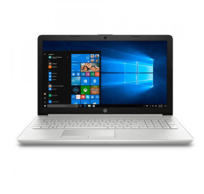 HP Notebook 15-DB1061AU (8VY90PA) (AMD Ryzen 5-3500U/ 4GB RAM/ 1TB HDD/ Windows 10/ 15.6 Inch Screen/ With DVD) Silver