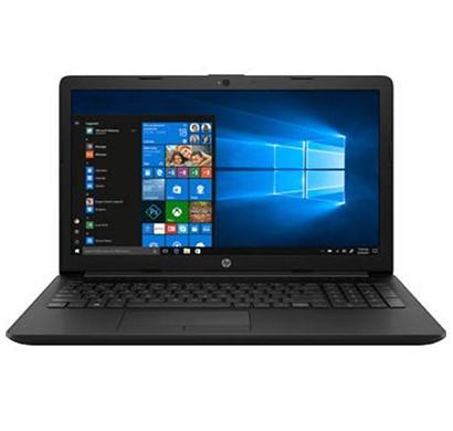 HP Notebook 15-da0352TU Laptop (7th Gen Intel Core i3-7100U/ 4GB RAM/ 1TB HDD/ M2 SSD Slot/ 15.6 inch Full HD (1920 x 1080) Screen/ Windows 10 Home/ Office H&S 2016),Black