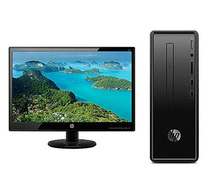 HP Slimline 290-a0007il Desktop (Intel Celeron J4005/4GB RAM/1 TB HDD/ DVD/ DOS/19.5 Inch)1 Year warranty