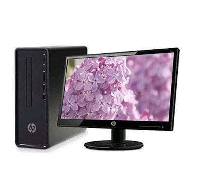 HP Slimline Tower 290-p0060in Desktop PC (intel Core i3 8100/ 8th Gen/ 4GB RAM/ 1 TB/ Windows 10/ 18.5 Inch Screen) Black