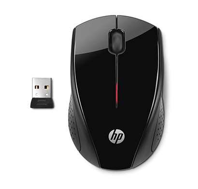 HP X3000 (H2C22AA) Wireless Mouse/ Black