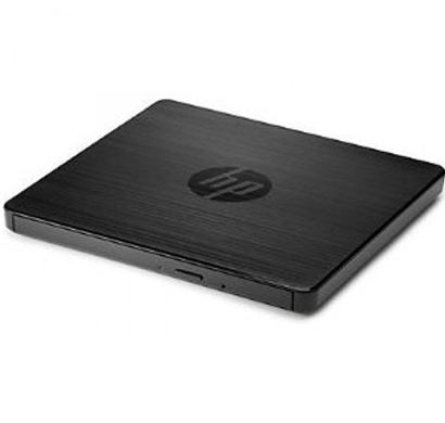 HP - F6V97AA, USB External DVD-RW Drive, Black, 1 Year warranty