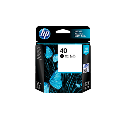 hp 40a black ink cartridge 51640aa