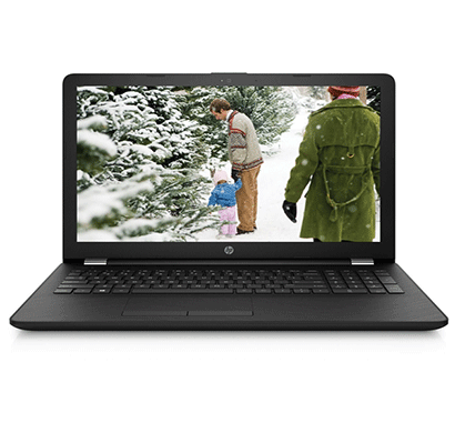 HP 15-BW500AX 2017 15.6-inch Laptop (AMD A10-9620/ 4GB RAM/ 2TB HDD/ Windows 10 Home/ 2GB Graphics), Sparklig Black