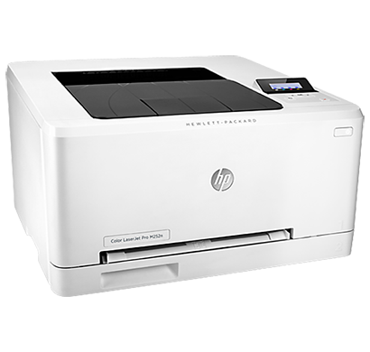 hp color laserjet pro m252n - b4a21a, 1 year warranty