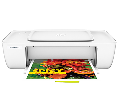 hp desk jet 1112 printer - k7b87d, 1 year warranty