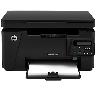 HP LaserJet Pro Multifunctional Printer M126nw - CZ175A, 1 Year Warranty