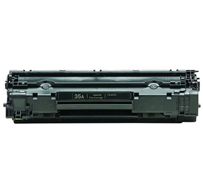 hp laser jet p1006 black cartridge - cb435a, 1 year warranty