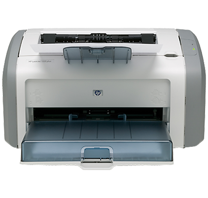 HP Laser Jet 1020 Plus Printer - CC418A, 1 Year Warranty