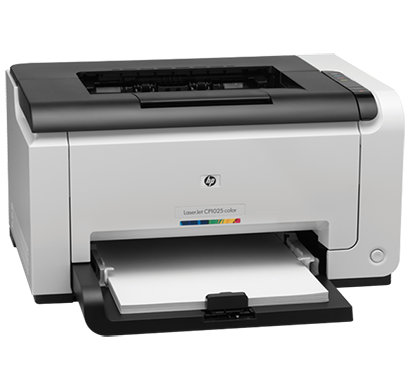 hp laserjet pro cp1025 color printer- cf346a, 1 year warranty