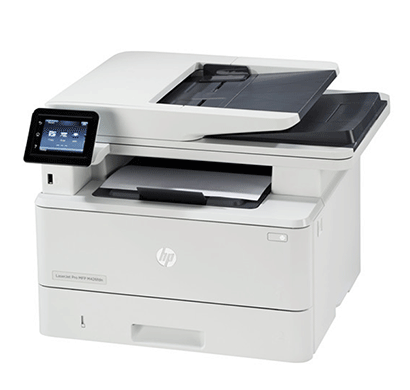 hp m427fdn laser printer (psc / fax/ duplex/ network/ adf) white