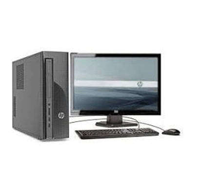 hp 20kd ips slimline 270-p029il intel 6th gen core i3 4gb 1tb hdmi vga desktop pc