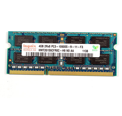 Hynix 4GB DDR 3 Laptop RAM 1333