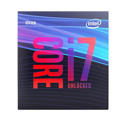 Intel Core i7 (9700K) 9th Generation Desktop Processor