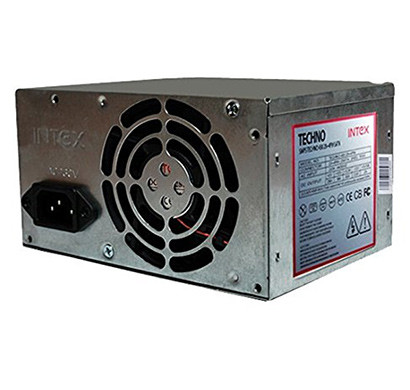 Intex SMPS Techno 450 20 + 4pin SATA