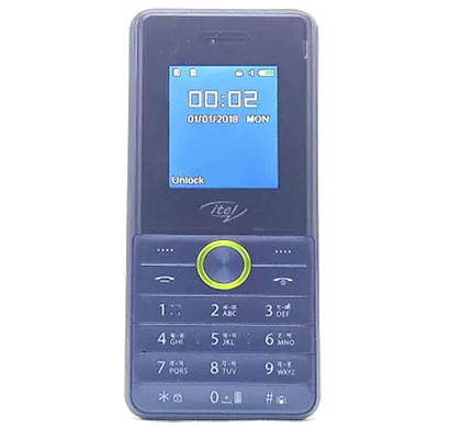 Itel It5605 Feature Phones 64 GB (Dark Blue)