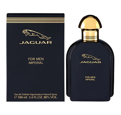 jaguar imperial 100 ml for men