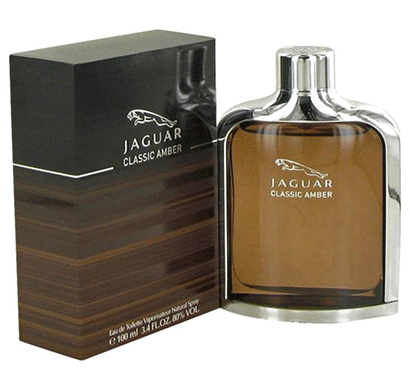 jaguar classic amber 100 ml for men