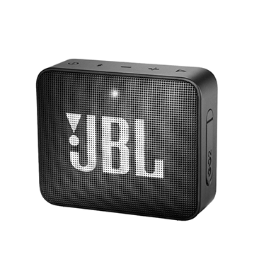 JBL GO 2 Portable Waterproof Bluetooth Speaker With Mic (Mix Colour)