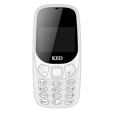 ked 1500 1.4 inch single sim feature phone grey