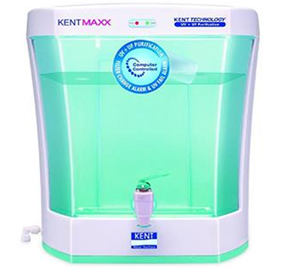 Kent- K11013, Maxx Water Purifier, Blue, 1 Year Warranty