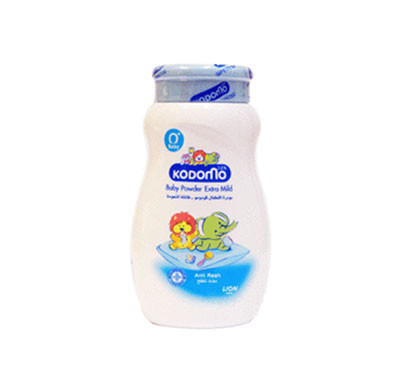 kodomo baby powder extra mild (anti rush)/ 200 g