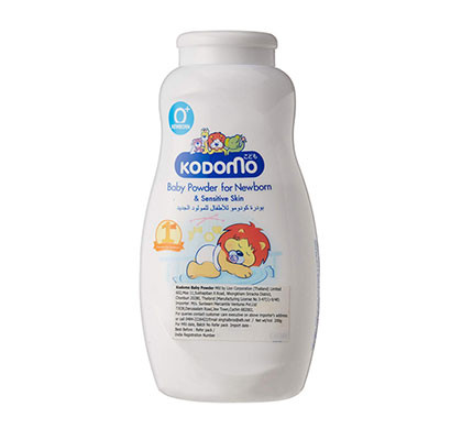 kodomo baby powder for newborn/ 200 g