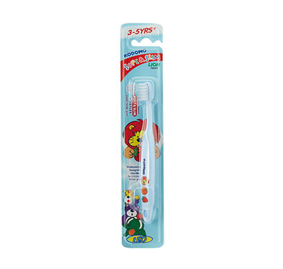 kodomo soft & slim toothbrush 3 - 5 years/ blue