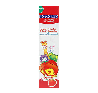 kodomo toothpaste strawberry/ 80g