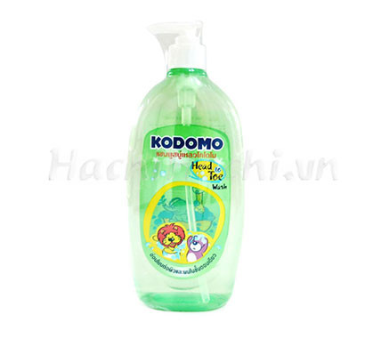 kodomo head to toe/ 400 ml