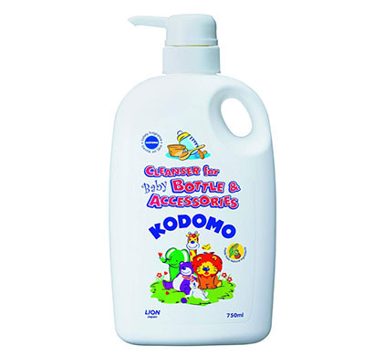 kodomo bottle & nipple cleanser / 750 ml