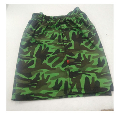 Kudos Men's Cotton Army Print Boxers L XL (Multi)