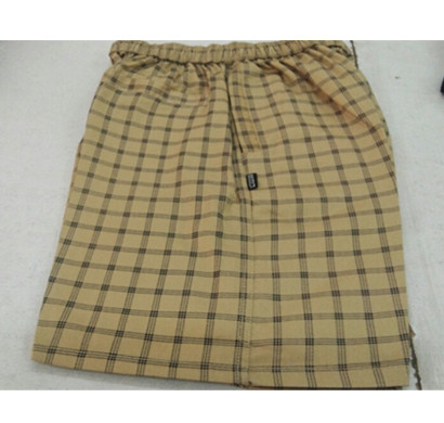 Kudos Nikker satin check XL Bermuda Shorts (Multi)
