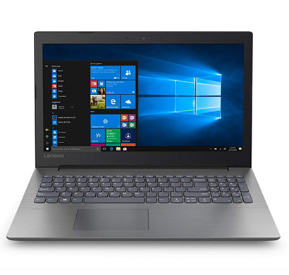 lenovo ideapad 330 (81d6002tin) laptop (amd a6-9225/ 4gb ram/ 1tb hdd/ windows 10/ 15.6-inch screen/ integrated graphics),onyx black