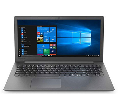 LENOVO IDEAPAD 130 (81H50038IN) LAPTOP (Intel Core A6-9225/ 4GB RAM/ 1TB HDD/ Windows 10/INTEGRATED GFX/15.6 HD Anti-glare Screen), BLACK