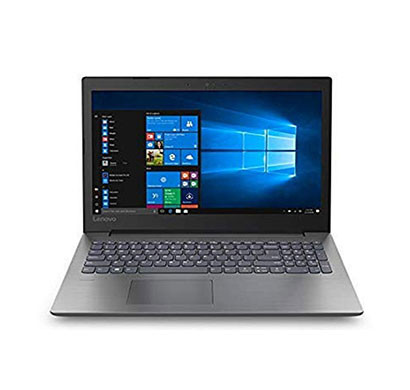 Lenovo (81H700BUIN) Laptop (Intel Core i3-7020U/ 4GB RAM/ 1TB HDD/ Windows 10/ DVDRW/ 15.6 Inch Screen) Black