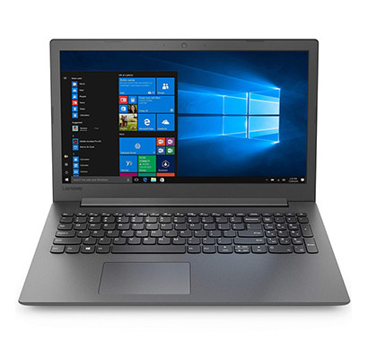 lenovo nb ip130 (81h70062in) laptop ( intel core i3-6006u/ 4gb ram/ 1tb hdd/ windows 10/ office 2016/ integrated gfx/ 15.6 fhd anti-glare screen/ adp on redemption),black