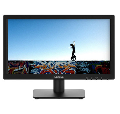 lenovo d19-10 (d19185ad0) 18.5-inch wled monitor with hdmi (black)