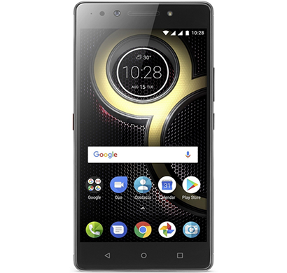 lenovo - k8 note mobile, 4gb, grey, 1 year warranty