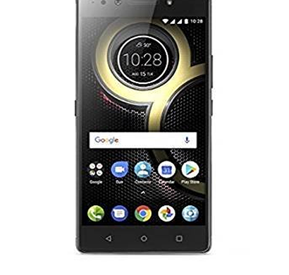 lenovo- k-8 mobile, 32 gb, 3 gb ram, black, 1 year warranty